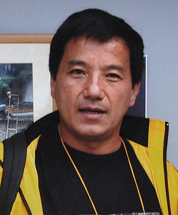 Wang Tiejun