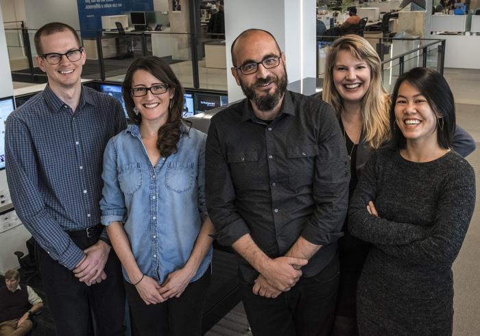 The Waypoint team